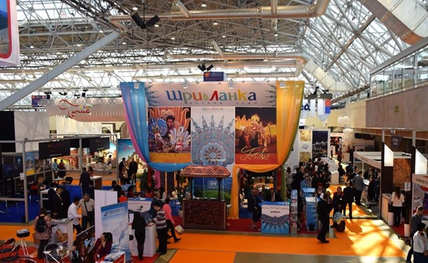 Exhibition Booths Kenya : Sri lanka attracts many visitors at moscow travel
