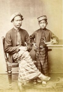 malay son and father